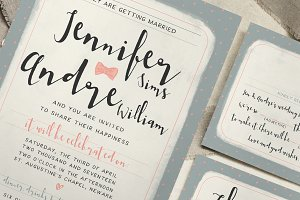 Sweet Polka Dots Wedding Suite