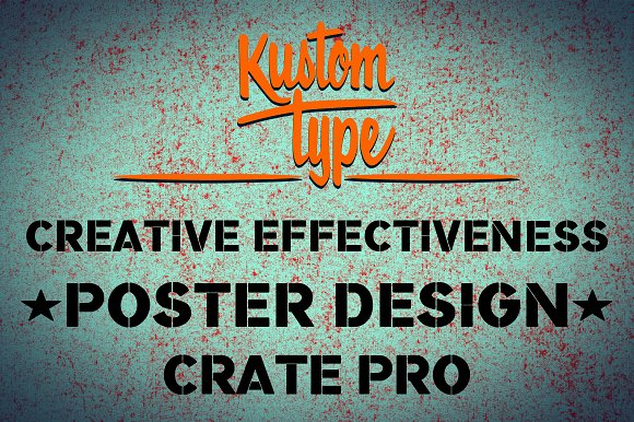 Crate Pro Rounded Stencil in Blackletter Fonts - product preview 3