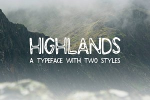 Highlands - 2 Styles