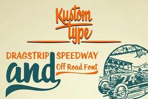 Roadstar Font Script