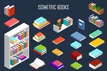 Vector isometric books