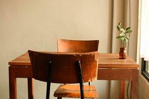 Minimal Style Cafe Restaurant