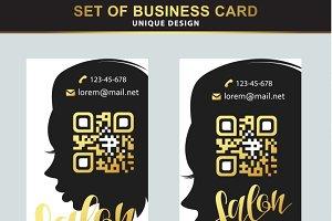 Design template business card