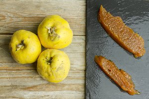 Spanish quince paste