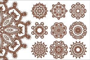 Mandala Collection set