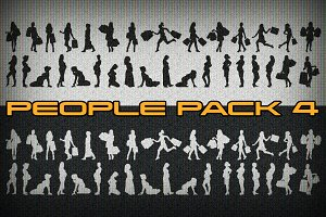 People pack 4