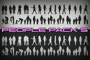People pack 5