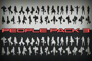 People pack 3