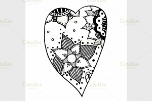 heart in Vector