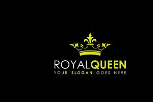 Royal Queen Logo Template