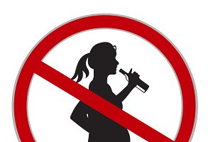 do not drink alcohol while pregnant