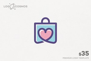 Love Shopping Logo