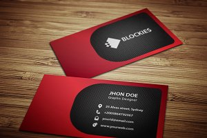 Royal Elegant Business Card Template