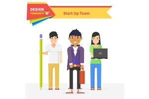 Start up Team Design Community