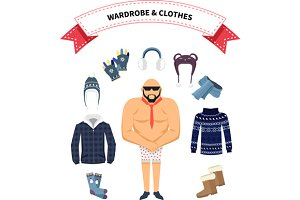 Wardrobe and Clothes
