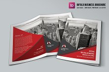 InDesign Corporate Brochure - V454