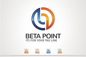 Letter B,P Logo