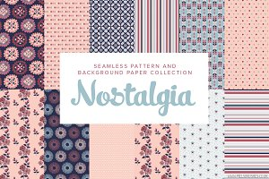 Nostalgia Pattern Collection