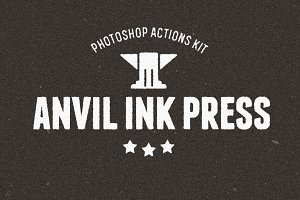 Anvil Ink Press Kit