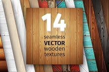 Wooden Seamless Textures