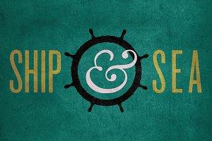 SHIP & SEA