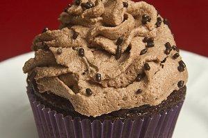 Decadent Chocolate Cupcake