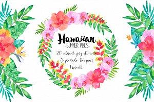 Hawaiian summer vibes RB-16