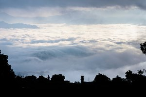 Cloud and fog