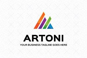 Artoni Logo Template