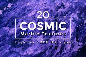 COSMIC Marble Textures Vol.1