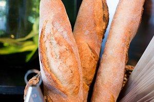 Basket of Bread 2