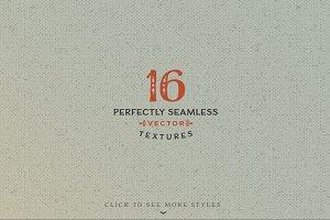16 Seamless Textures & Styles