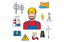 Electricity power industry