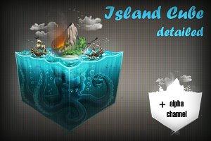 Island Cube