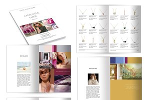 Wholesale Catalog template id01