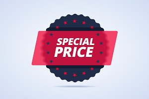 Special Price Label