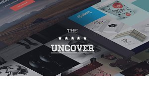 Uncover - Share Your Creativity