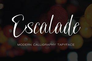 Escalade Typeface