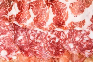 Italian cured meat types