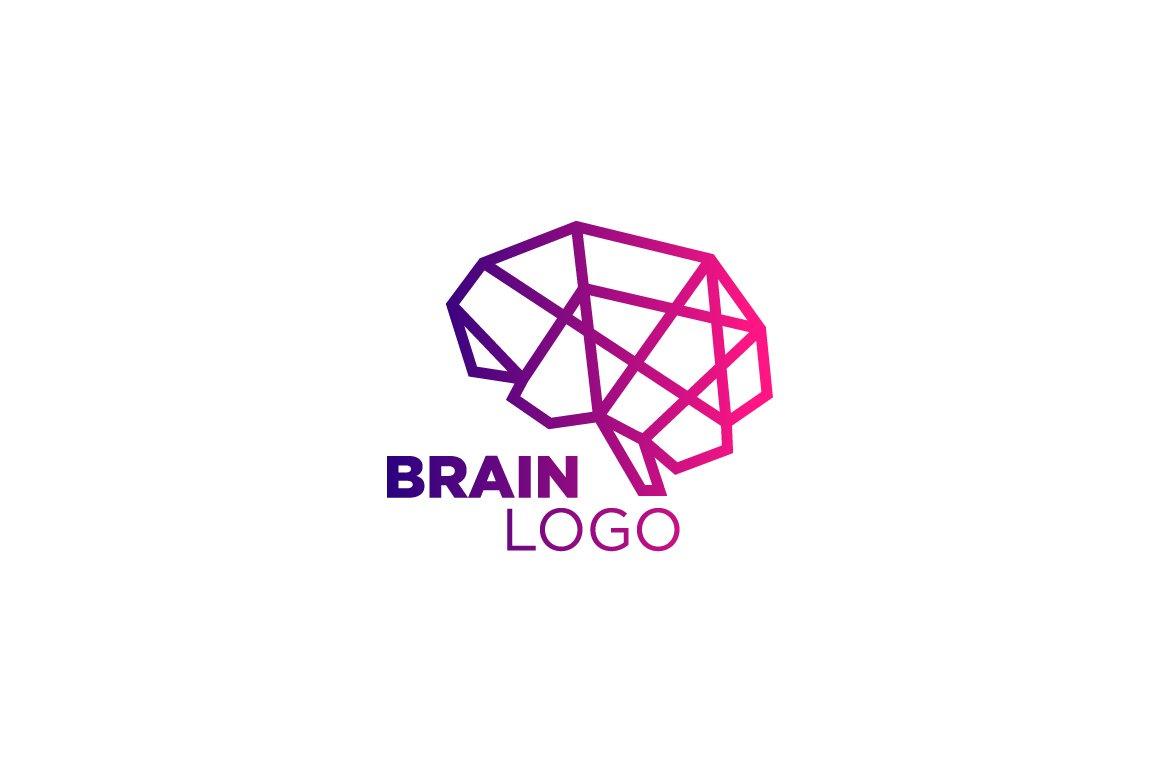 Brain Logo ~ Logo Templates ~ Creative Market