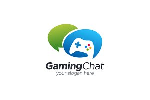 Gaming Chat Logo