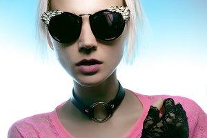 Glamorous Fashion Lady