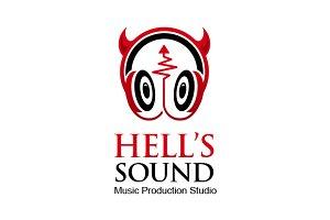 Hell Sound Logo