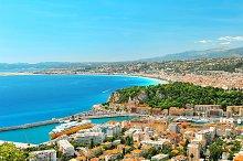Nice, Mediterranean Sea, France