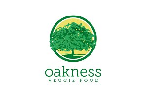 Oak Tree Logo