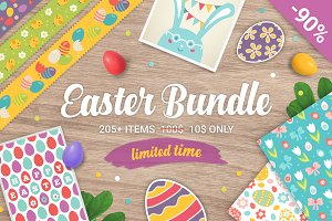 90% Off - Easter Big Bundle