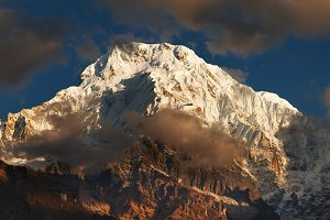 Mount Annapurna South