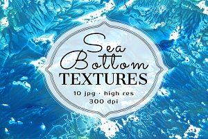SEA Bottom Textures