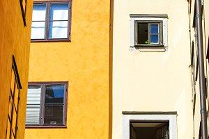 Stockholm Street Building