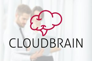 Cloud Brain Logo